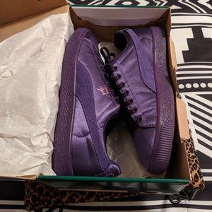 Puma shoes size 6y